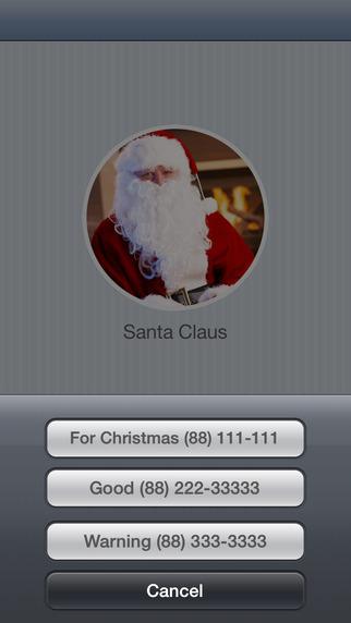 Video Calls with Santa Claus