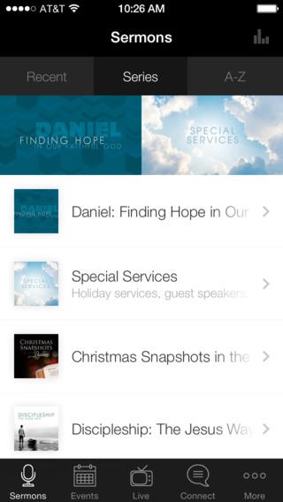 EFCCL Church App