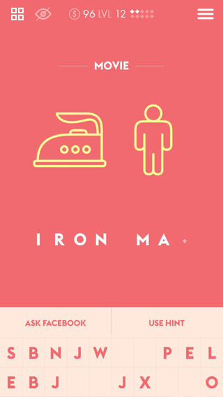 Iconic - Guess The Name From Picture Icons