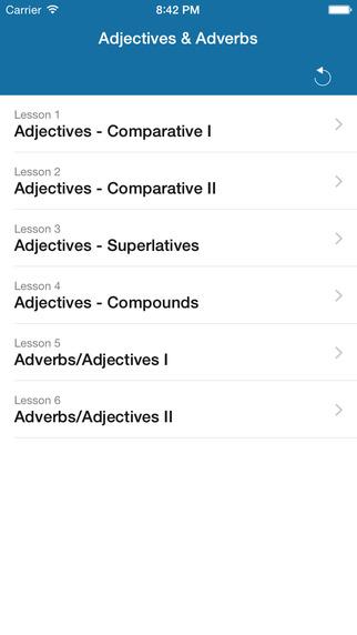 ESL Grammar: Adjectives Adverbs