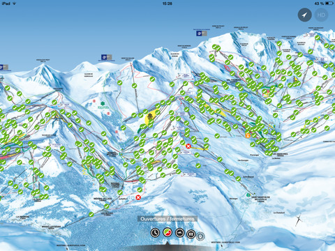 Val Thorens for iPad