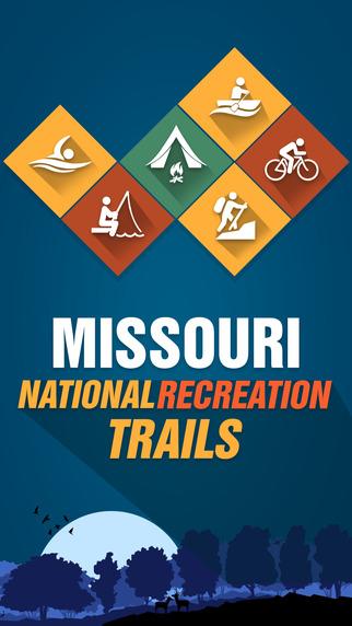 Missouri National Recreation Trails