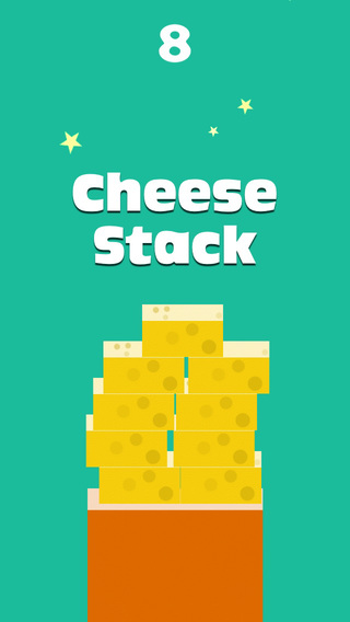 Cheese Stack