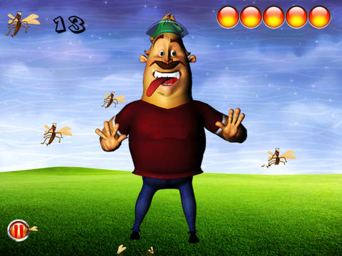 Insect Hunter Pro : Blast power fast Screenshots