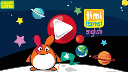 Timi Learns English