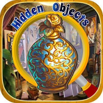Hidden Objects The Antique Places LOGO-APP點子