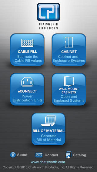 CPI Mobile App Suite - For IT and Telecommunications Professionals