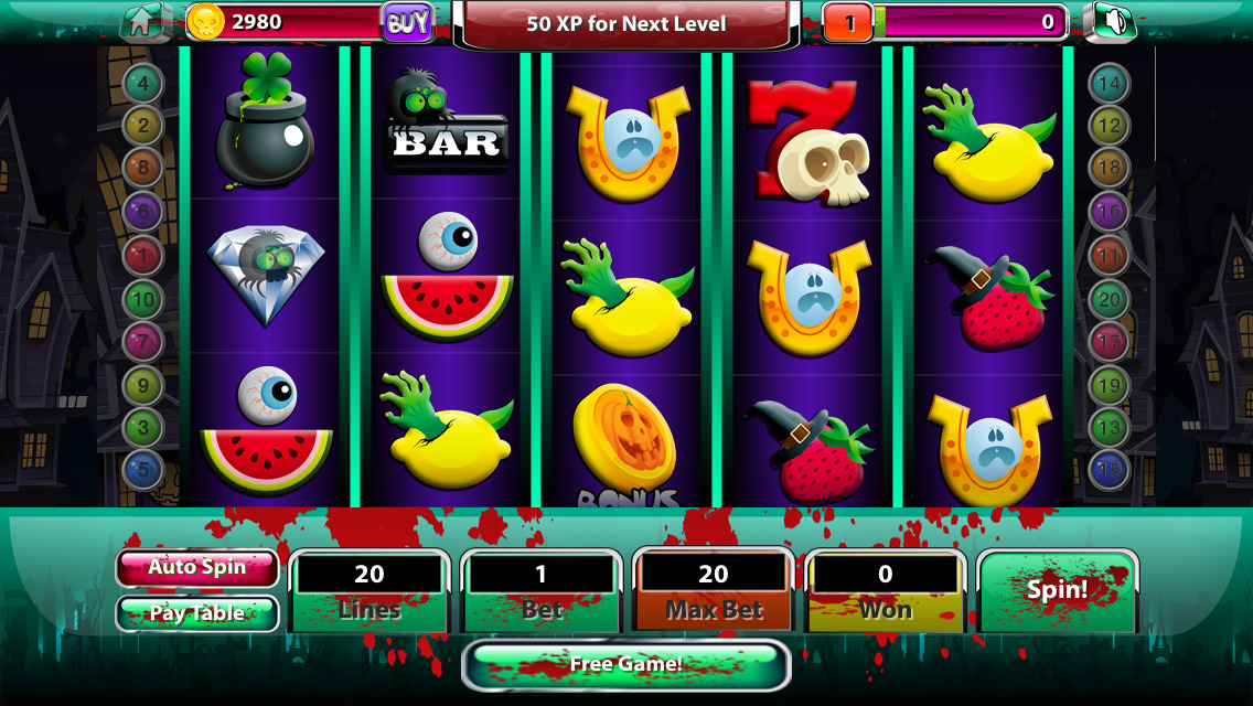 Free slot games apps