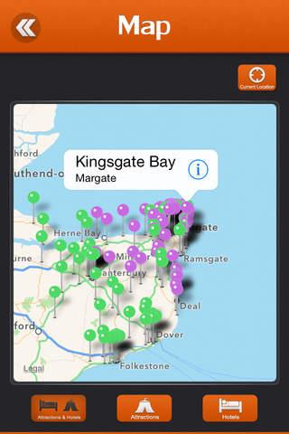 Margate Offline Travel Guide screenshot 4