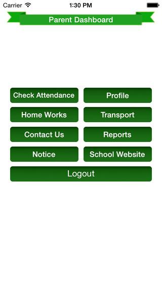 CSI School Smartsis Parent App