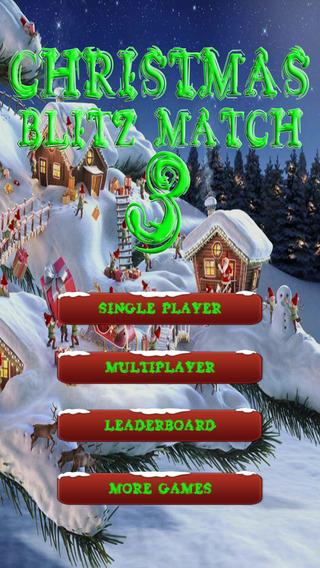 Christmas Blitz Match 3