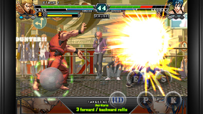 Screenshot for THE KING OF FIGHTERS-i 2012(F) in Mexico App Store