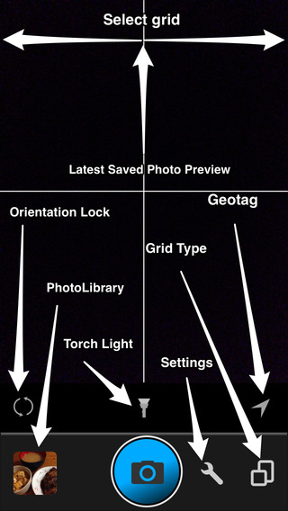 Gcamera - Multi Grid Finder -