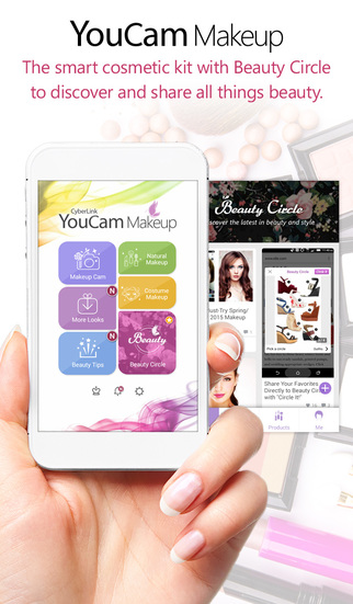 YouCam Makeup  Screenshot