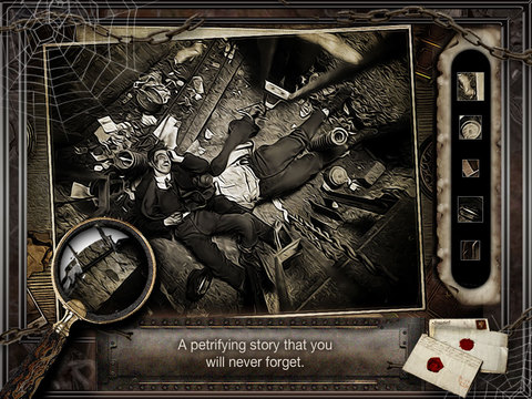 Adventures of Secret Witness - hidden objects puzzle