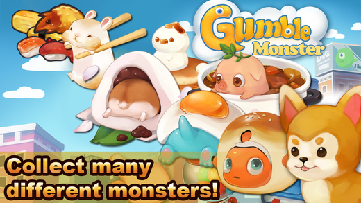 Gumble Monster
