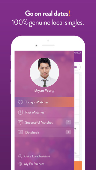 LunchClick - Free Dating App