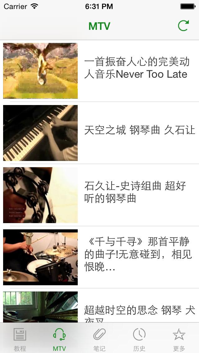 钢琴入门 - 约翰汤姆森简易钢琴教程