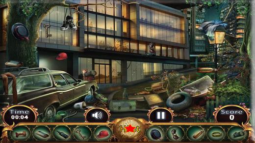 Strange House : Hidden Object Game