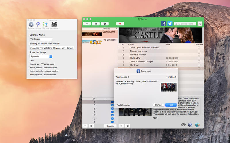 TV Series Screenshot