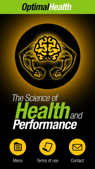 Optimal Health : the science of health and performance