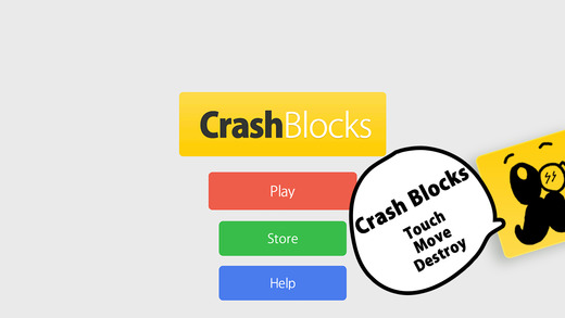 Crash Blocks Game