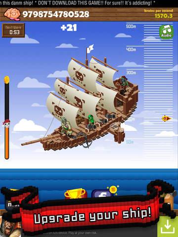 Pirate Clickers screenshot