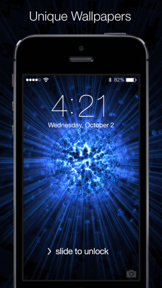 Amazing Glow Backgrounds