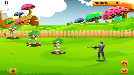 Hedgehog Shooting Mayhem - Epic Defense Battle FREE