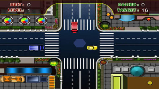 Extreme Taxi Simulator PRO : The Road Traffic Street Intersection War
