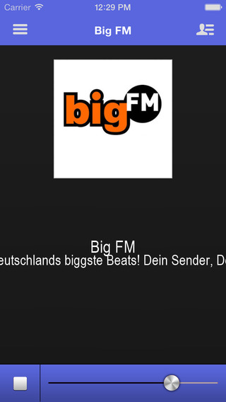 Big FM App