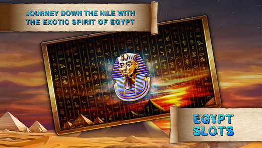 Egypt Slots - Free Vegas Slot Machines 777 Casino Jackpot