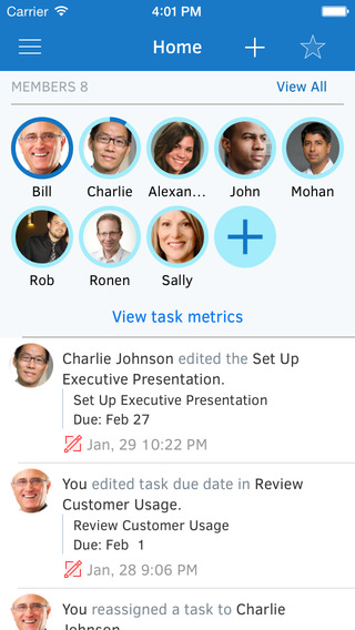 Intellinote - Free Team Productivity Platform