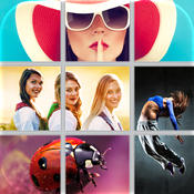 Giant Square PRO - Create banner pictures and big images on Instagram, Twitter and Facebook!