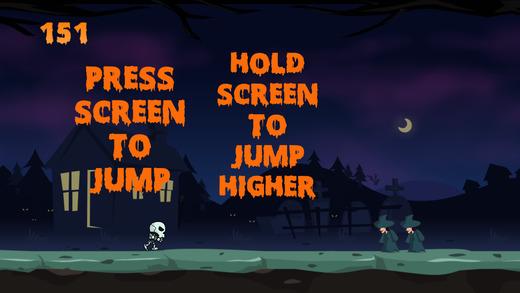 Amazing Skeleton - Halloween Spooky Horror Game