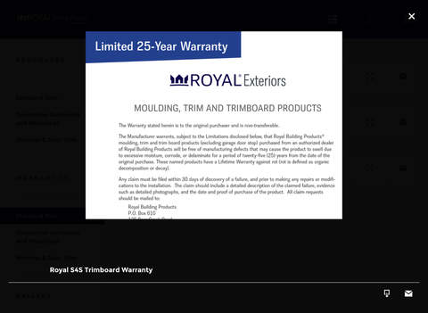 Trim Mouldings Resources