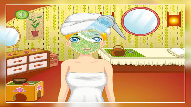 Tea Treatment Game For Girls