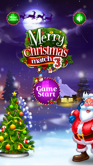 Merry Christmas Match 3