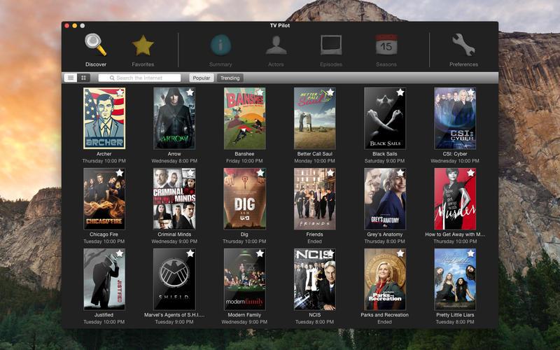 TV Pilot Screenshot - 2