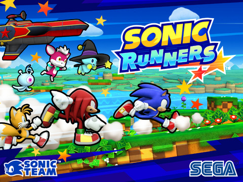 Sonic Runners Screenshots