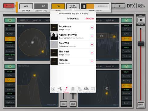 DFX - Digital Multi-FX Screenshots