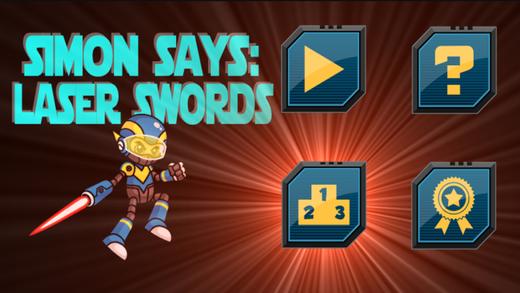 Simon Says: Laser Swords
