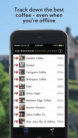 Edinburgh Coffee Lovers