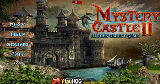 Mystery Castle II - Free Hidden Object Games