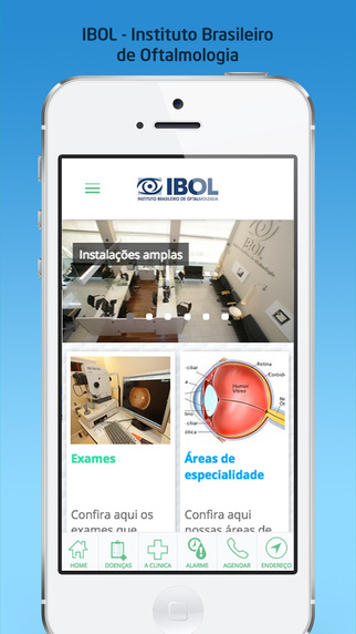 IBOL - Instituto Brasileiro de Oftalmologia
