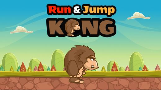 Run Jump Kong Pro