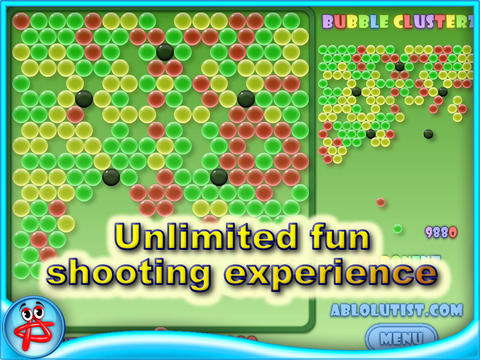 Bubble Clusterz Full screenshot 2