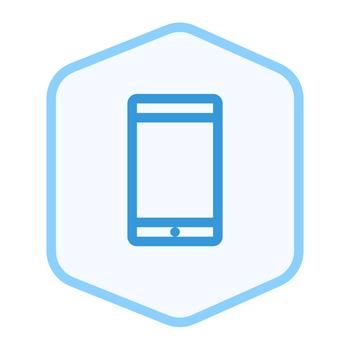 手机归属地——快速查询手机和座机号码归属地 LOGO-APP點子