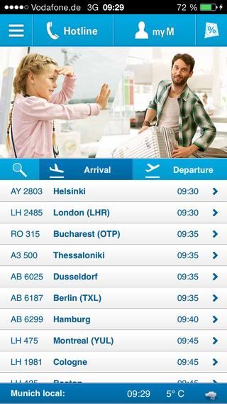 Flughafen München - Munich Airport - MUC