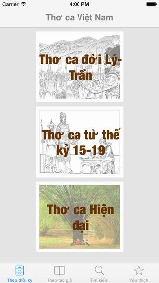 Thơ ca Việt Free